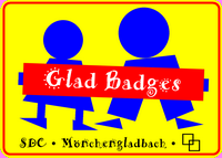Logo Glad Badges